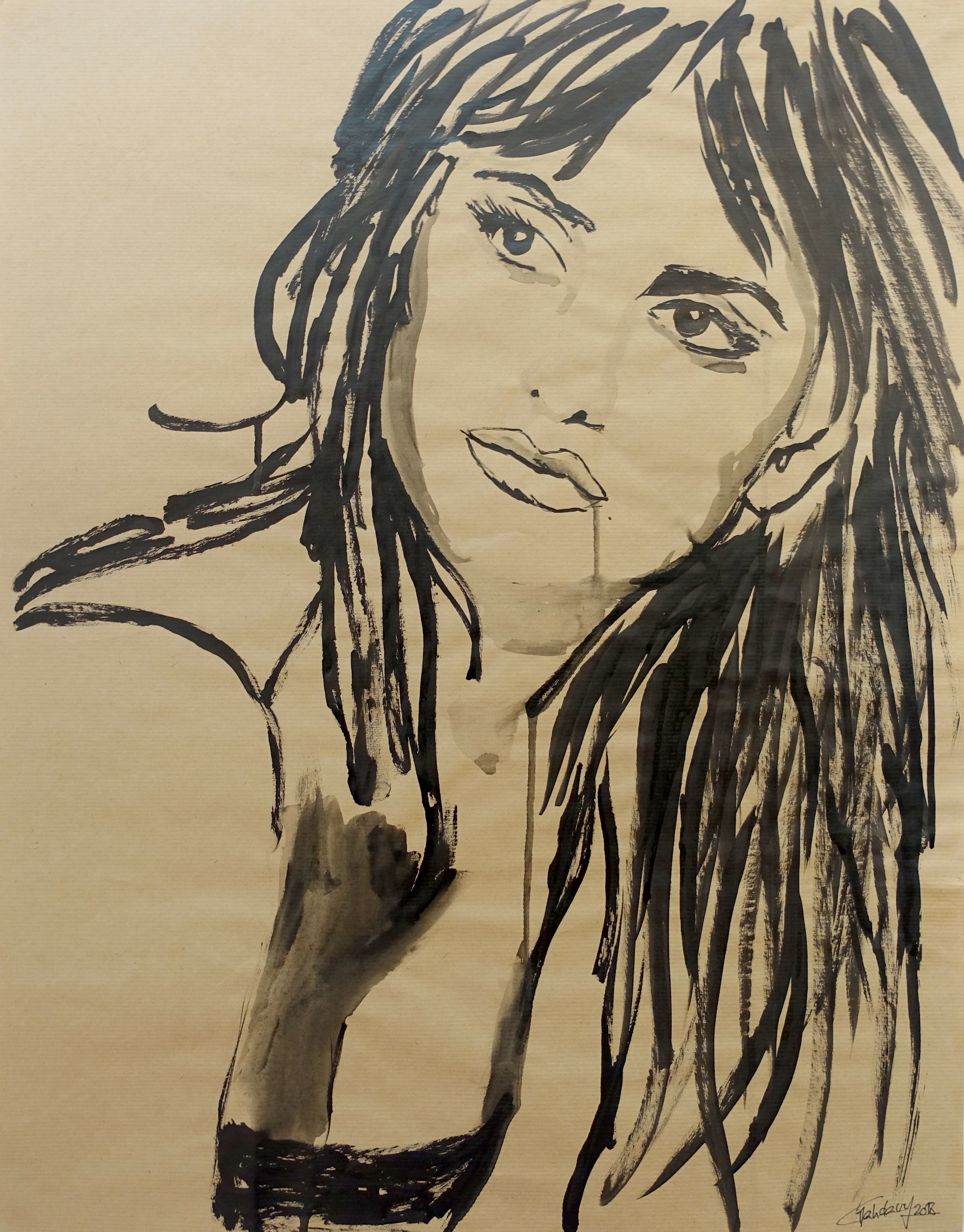 CHARLOTTE MAHDAVY_POP DRAWING PENELOPE CRUZ1_0.jpg