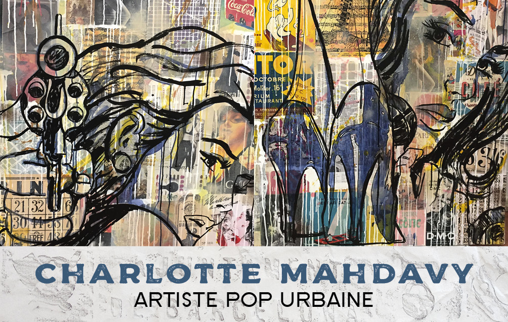 Charlotte Mahdavy CONTACT