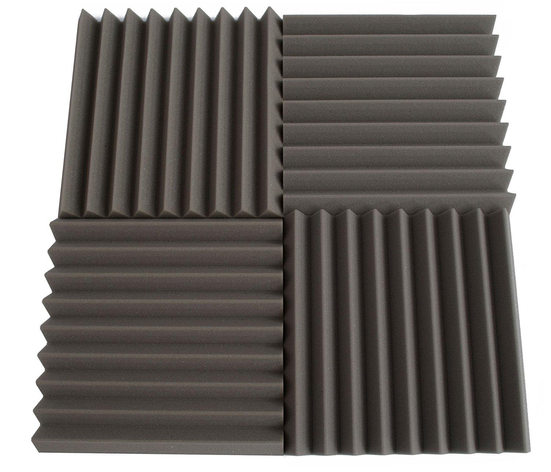 Pro Acoustic Foam Wedge Tiles