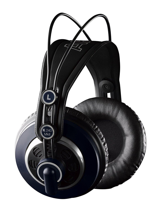 AKG K240 MKII Semi-Open Back Headphones