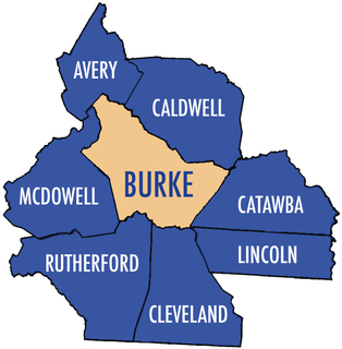 Burke Hospice & Palliative Care serves Burke County and surrounding counties