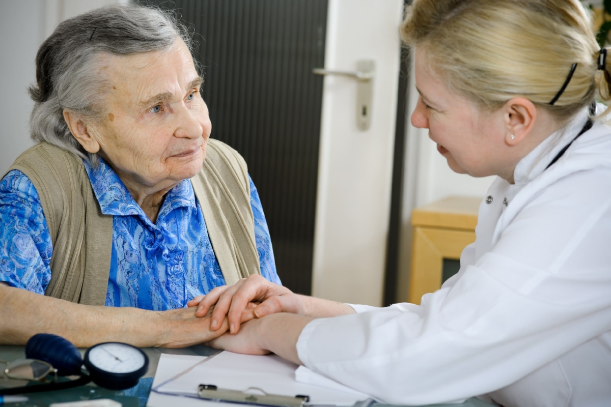 More Caregivers, Less Anxiety -