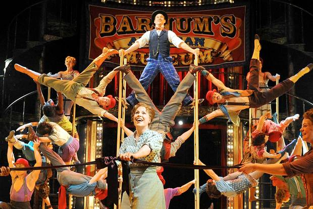 Barnum - Chichester Festival Theatre