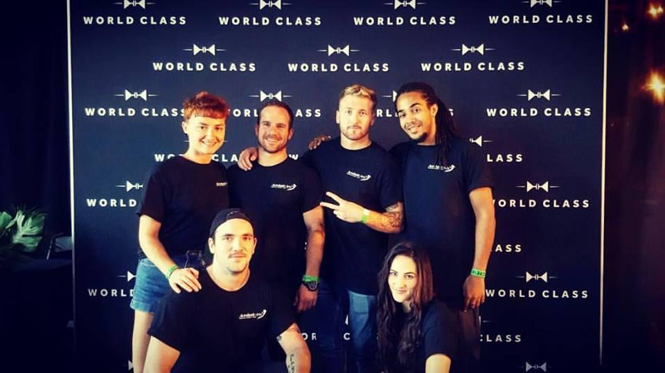 AcrobaticArts - Ciroc Vodka / World Class Miami