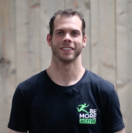 Ken Gilbert - Personal Trainer in Belgium, specialising in Running Technique and Natural Movement