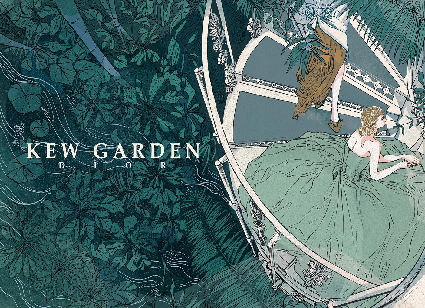 Kew Garden X Dior 1