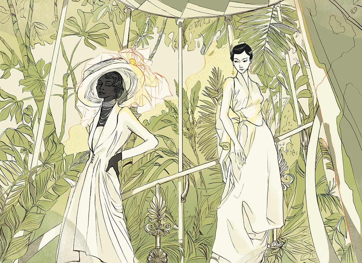 Kew Garden X Dior 2