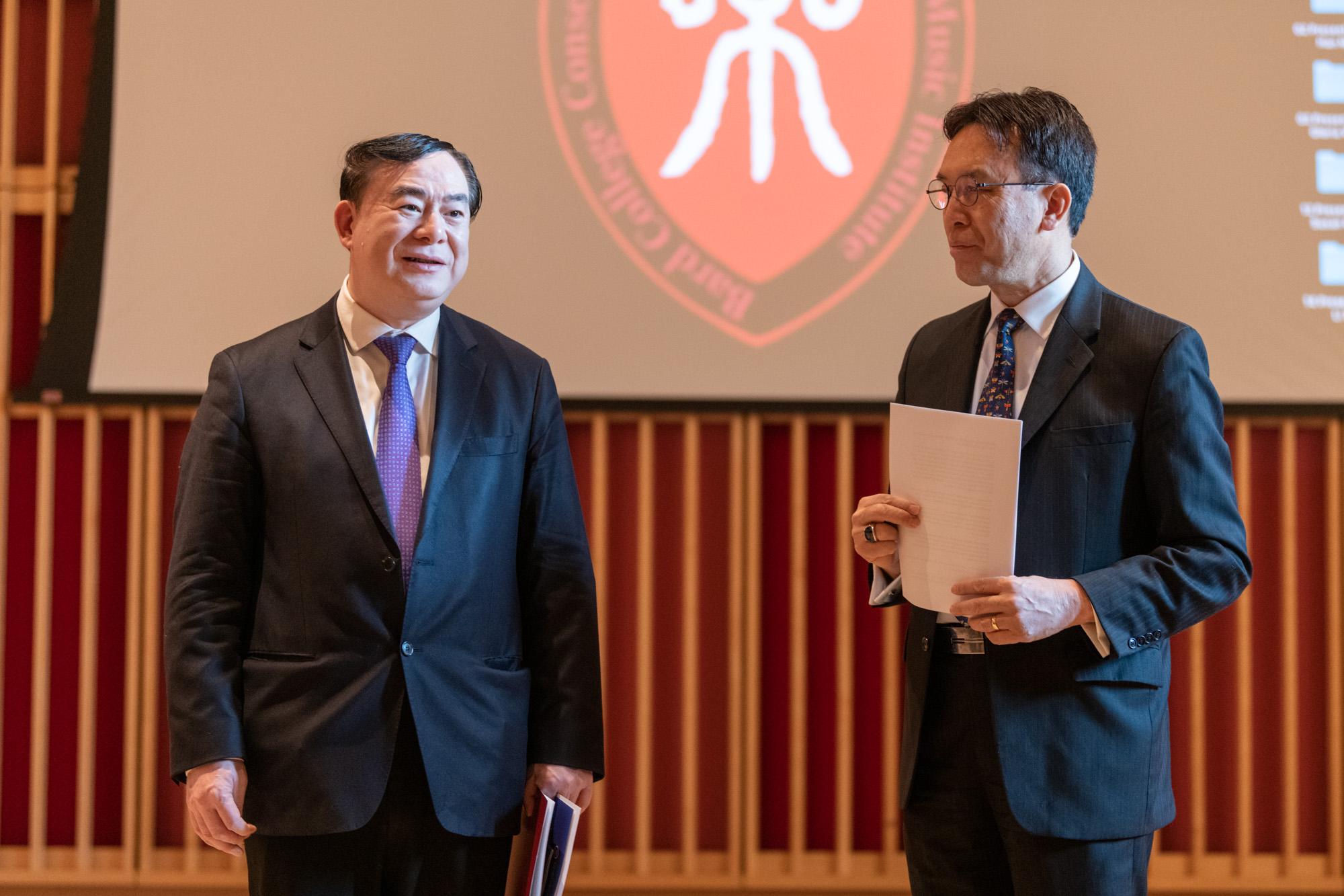Yu Feng and Jindong Cai