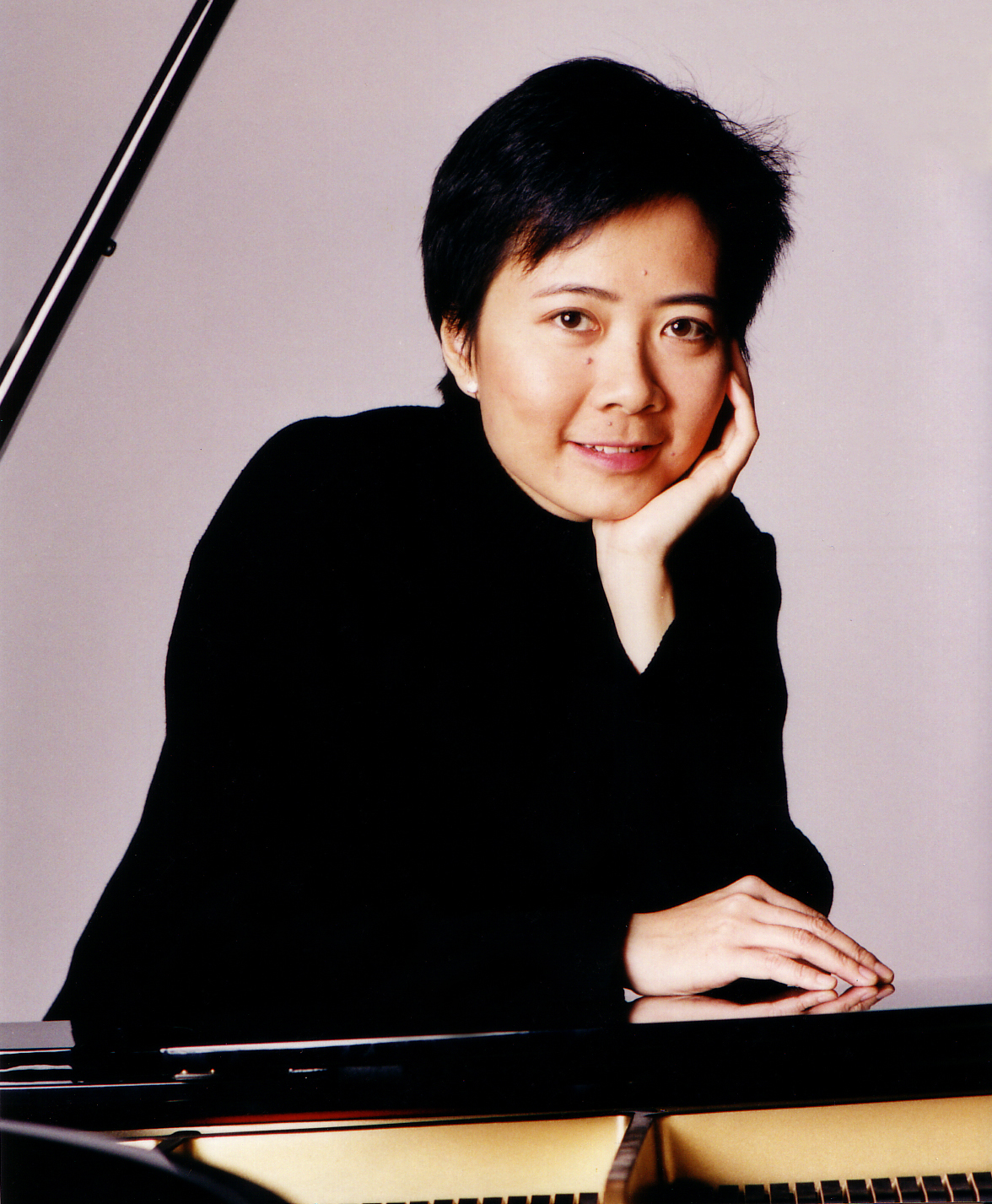 Susan Chan, pianist