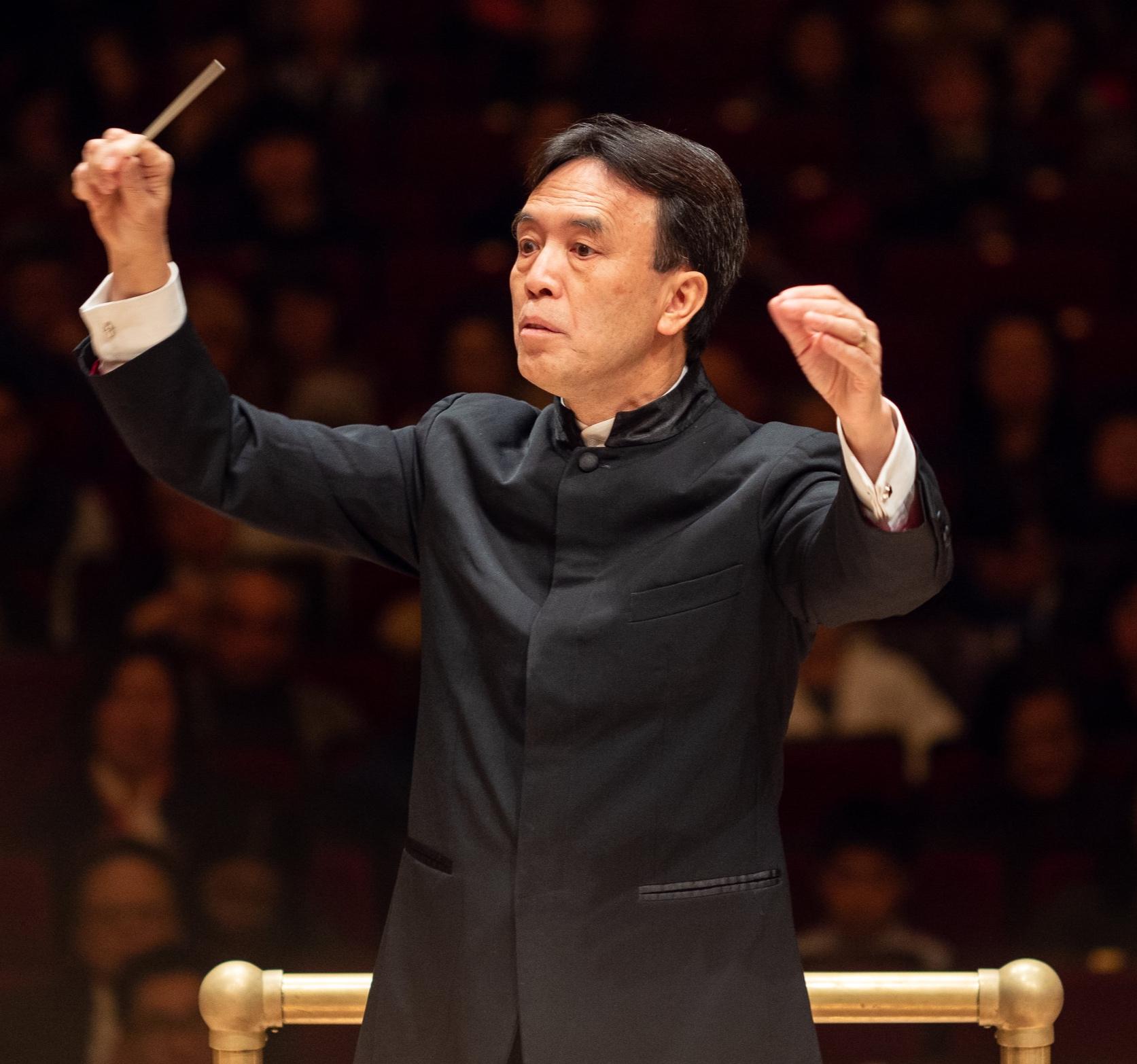 Jindong Cai, conductor
