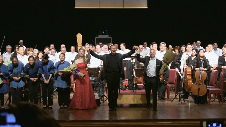 BUILDING BRIDGES THROUGH MUSIC: 'BEETHOVEN IN BEIJING'