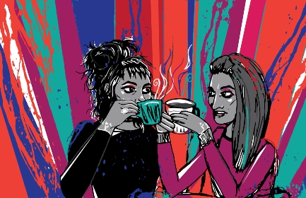 Illustration by Rebecca Shapiro