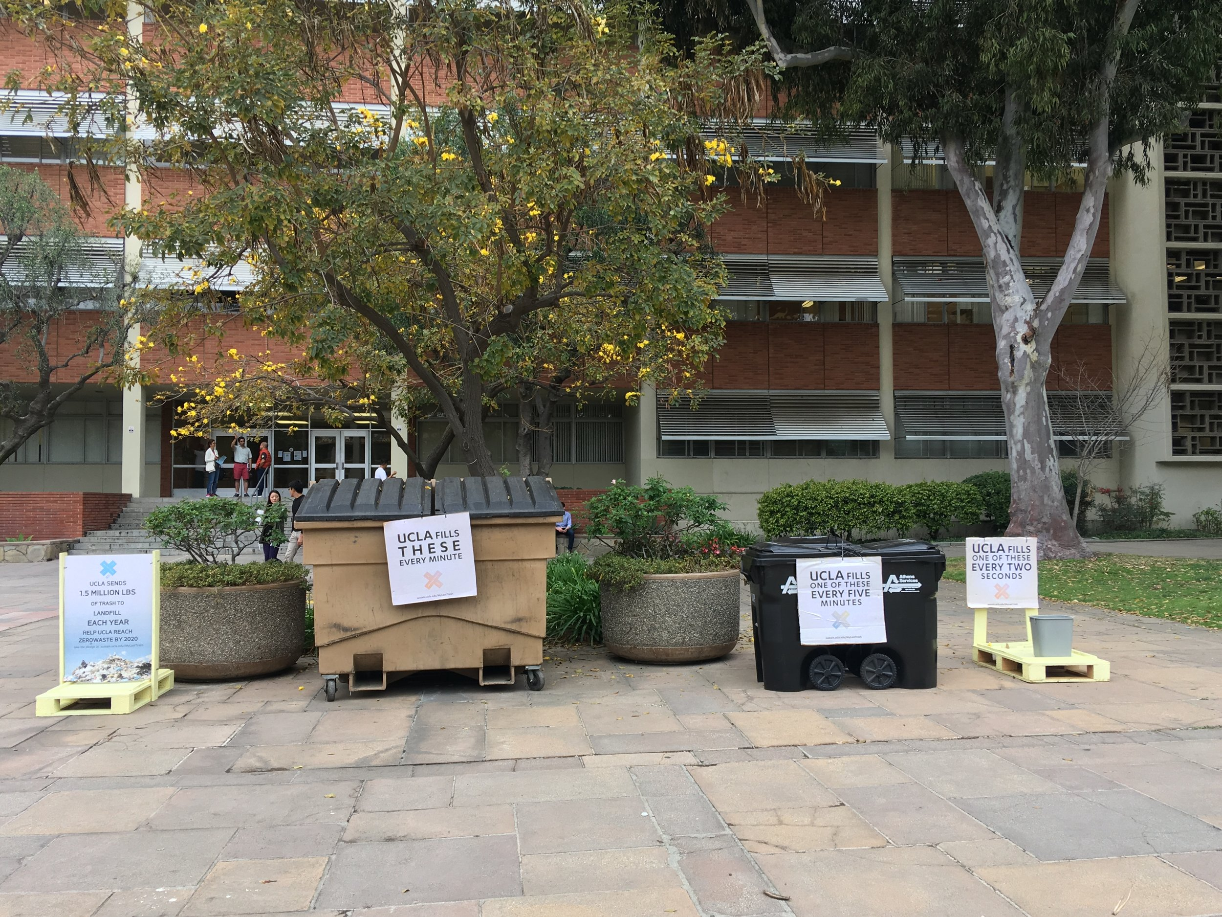 March 13, 2018: Trash Talking at the Court of Sciences