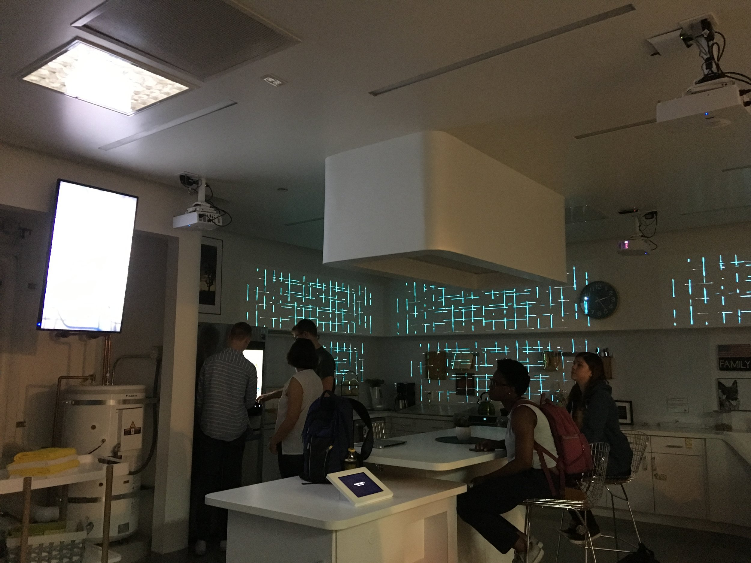 October 26, 2018: Field Lab Visit to Los Angeles Cleantech Incubator (LACI)
