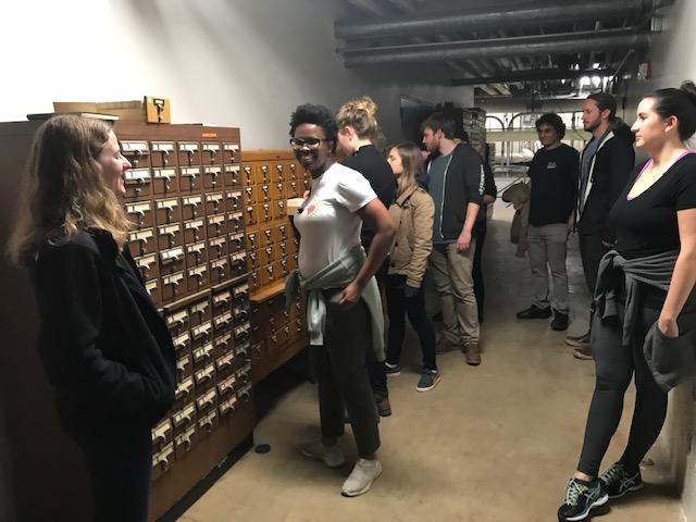 January 31, 2019: UCLA Tunnel Tour
