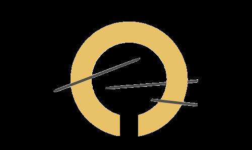 Slow Pour Modern Logo