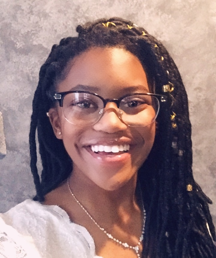 Jordyn Arrington - 10th Grade Student,Newark Charter High School,