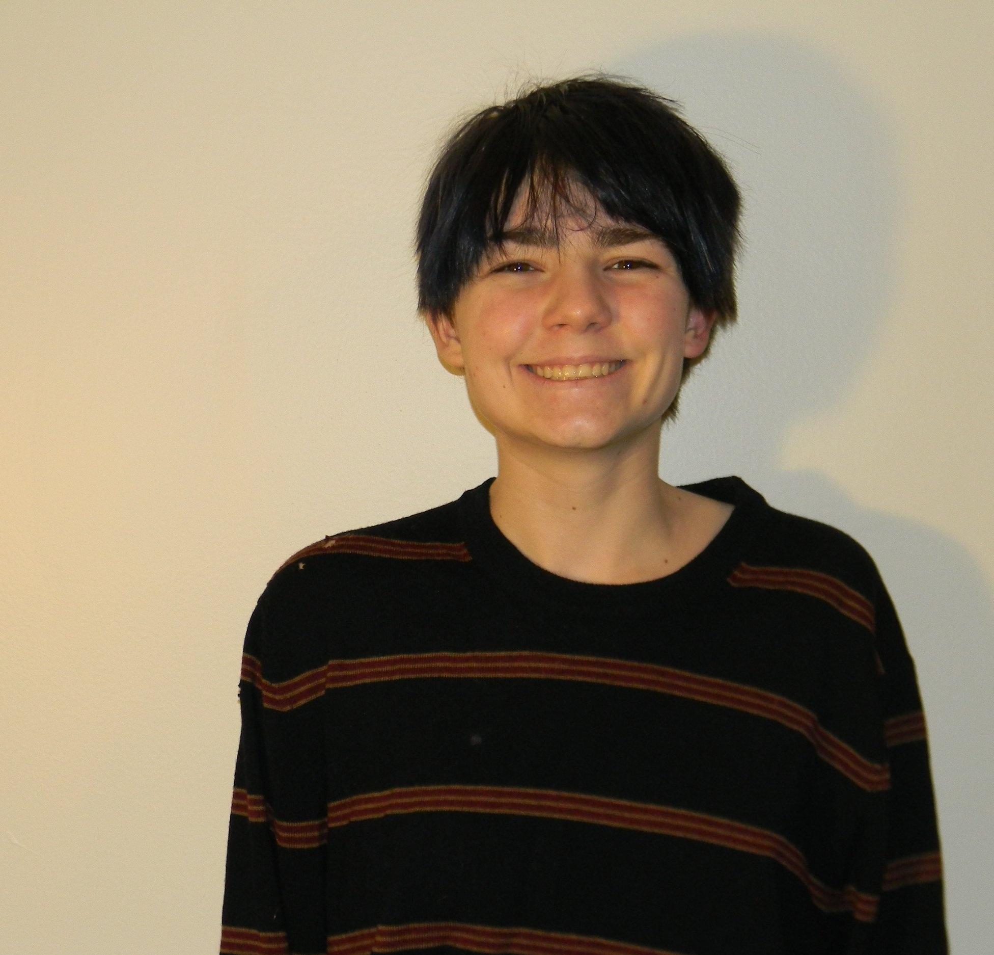 Avery Laur - 12th Grade Student,Ursuline Academy