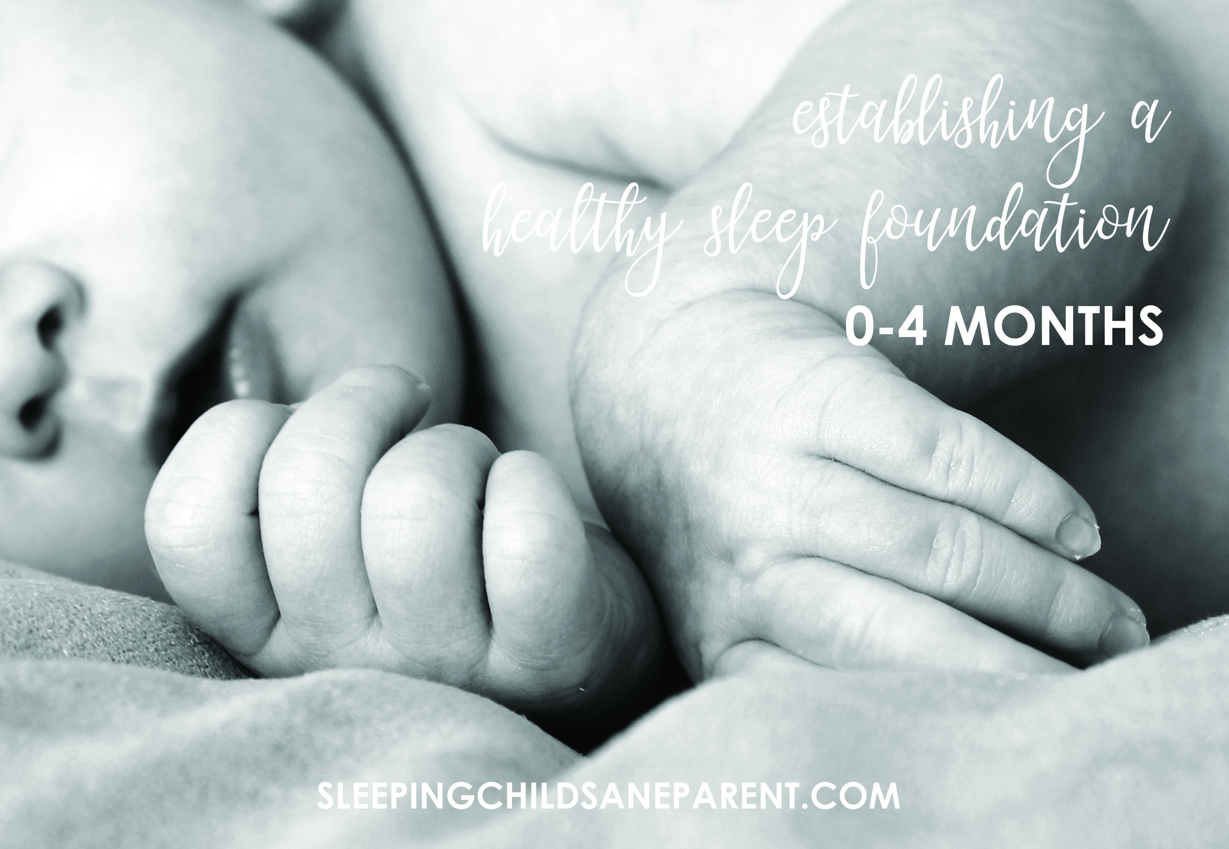 Babies undergo many tricky biological changes in the first few months of life. Knowing what to expect and establishing a healthy sleep foundation can help you navigate the newborn stage much more easily.