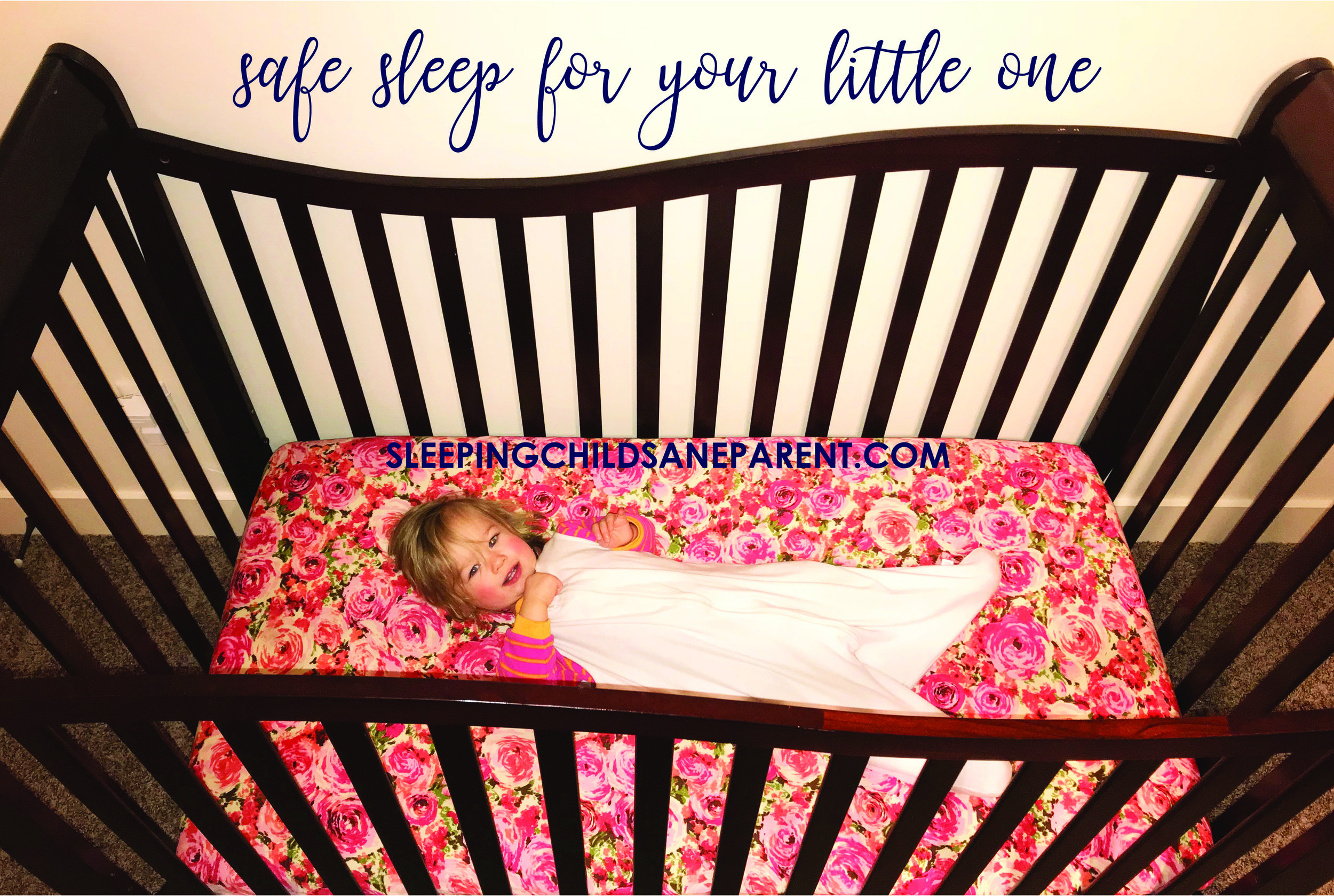 Cute crib decor is fun, but the top priority for your baby should be a safe crib environment. Is your child sleeping in a safe environment?