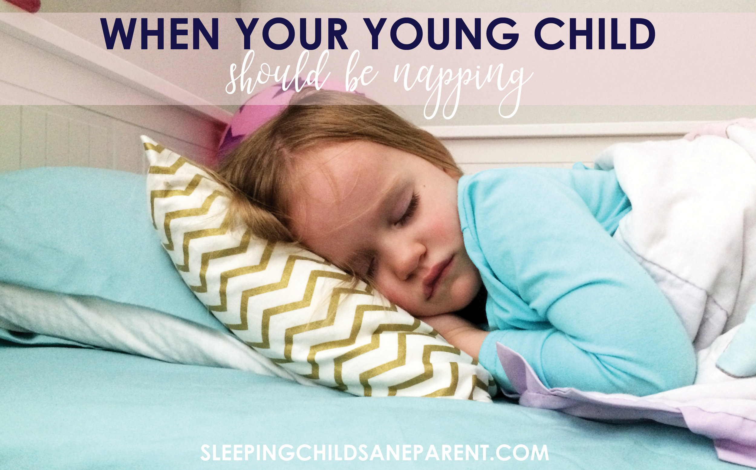Don't succumb to the trap of giving up your child's nap too early — instead, make sure your child is on an age-appropriate schedule and then hold onto that afternoon nap as looooong as possible!