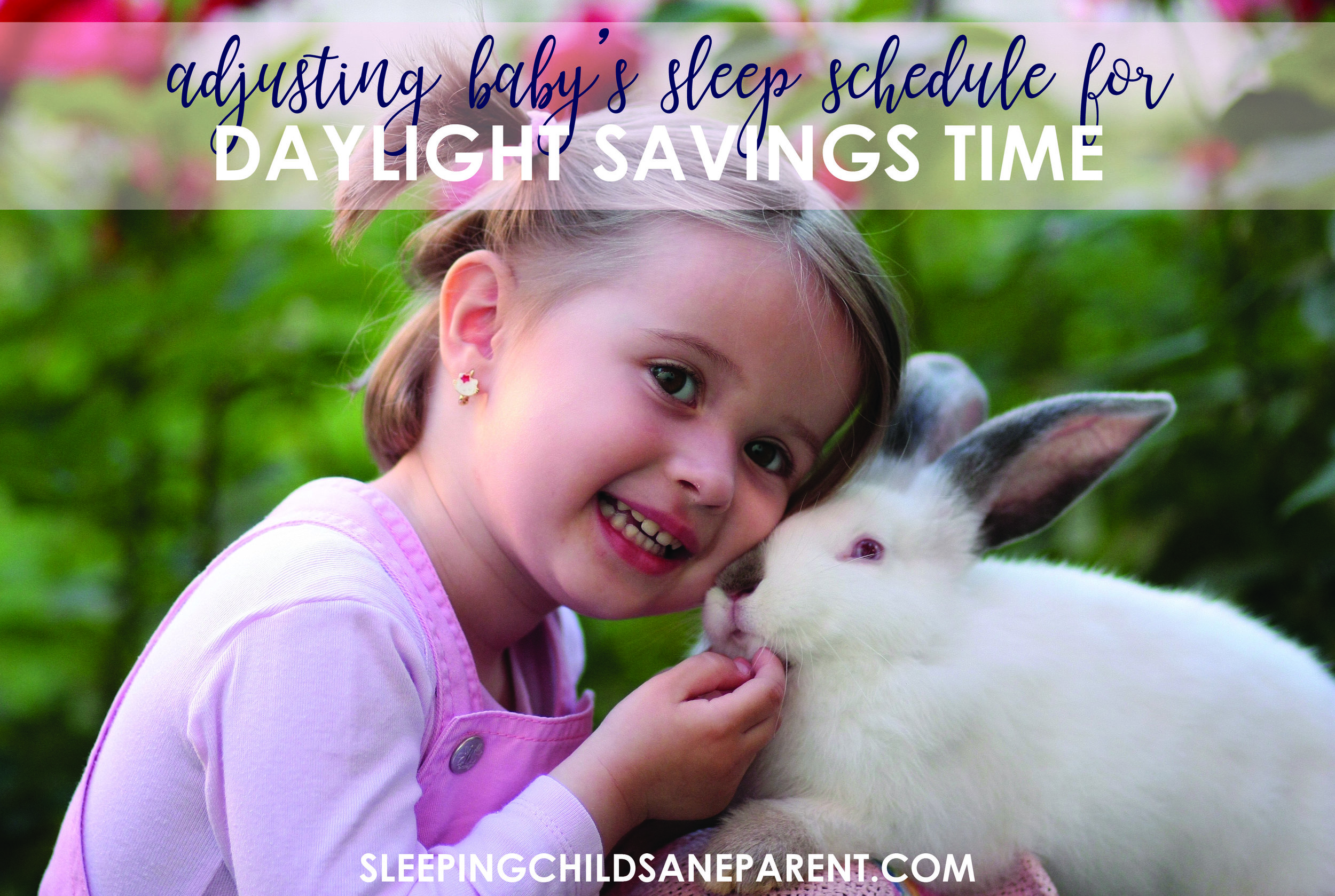Use these helpful tips to help Baby's schedule spring forward to along with the new Daylight Savings schedule!