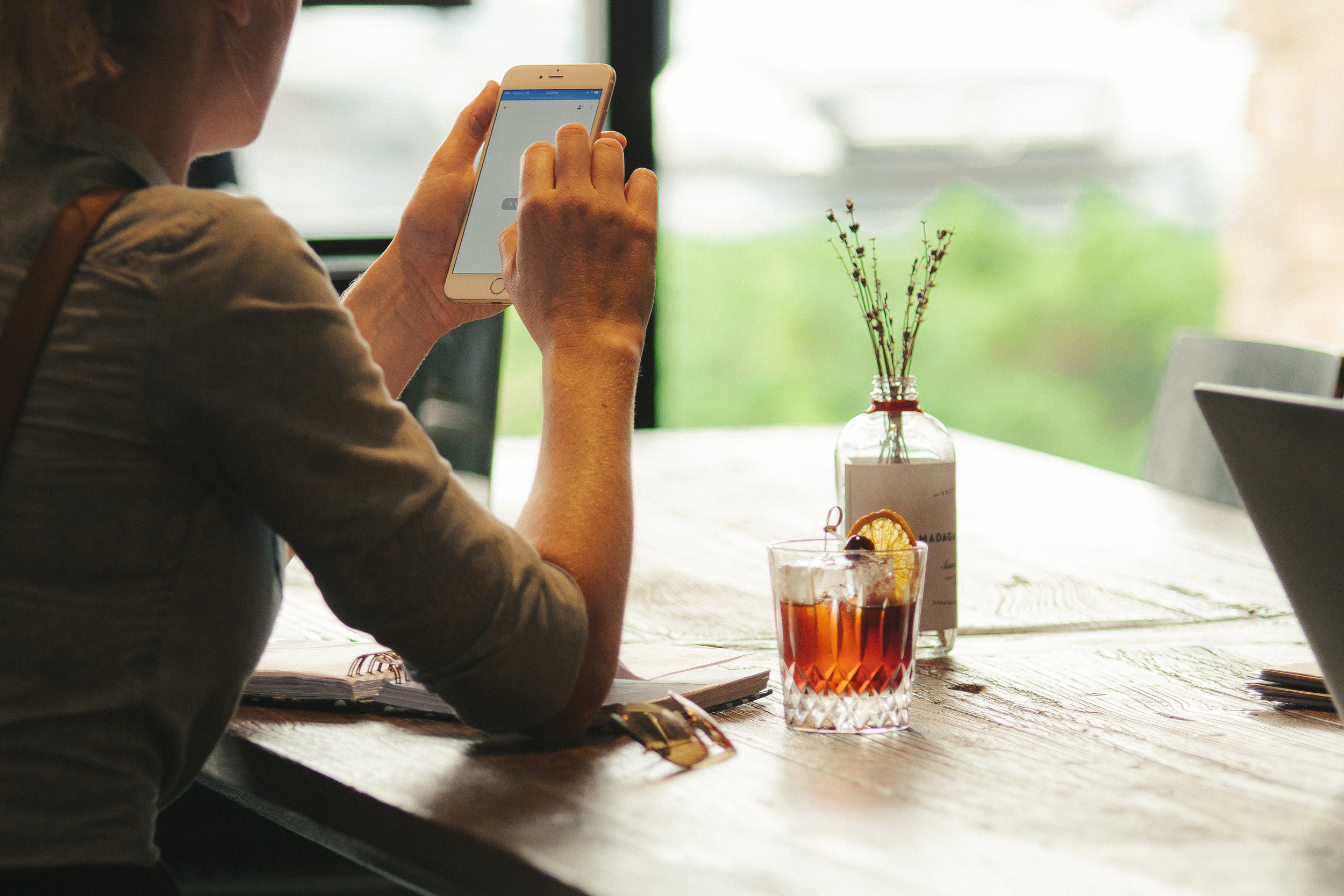 Café Old Fashioned