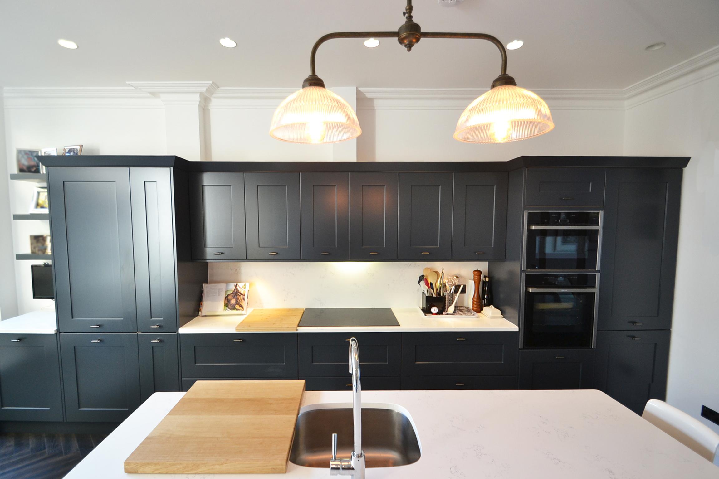 Kitchen supplied by Imaggio Interiors - Chiswick