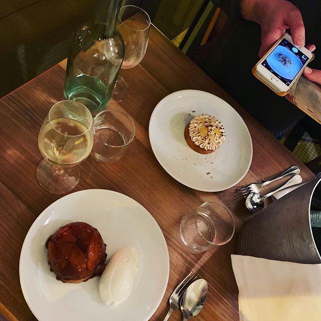 Millennial dining @restaurant_leservan
