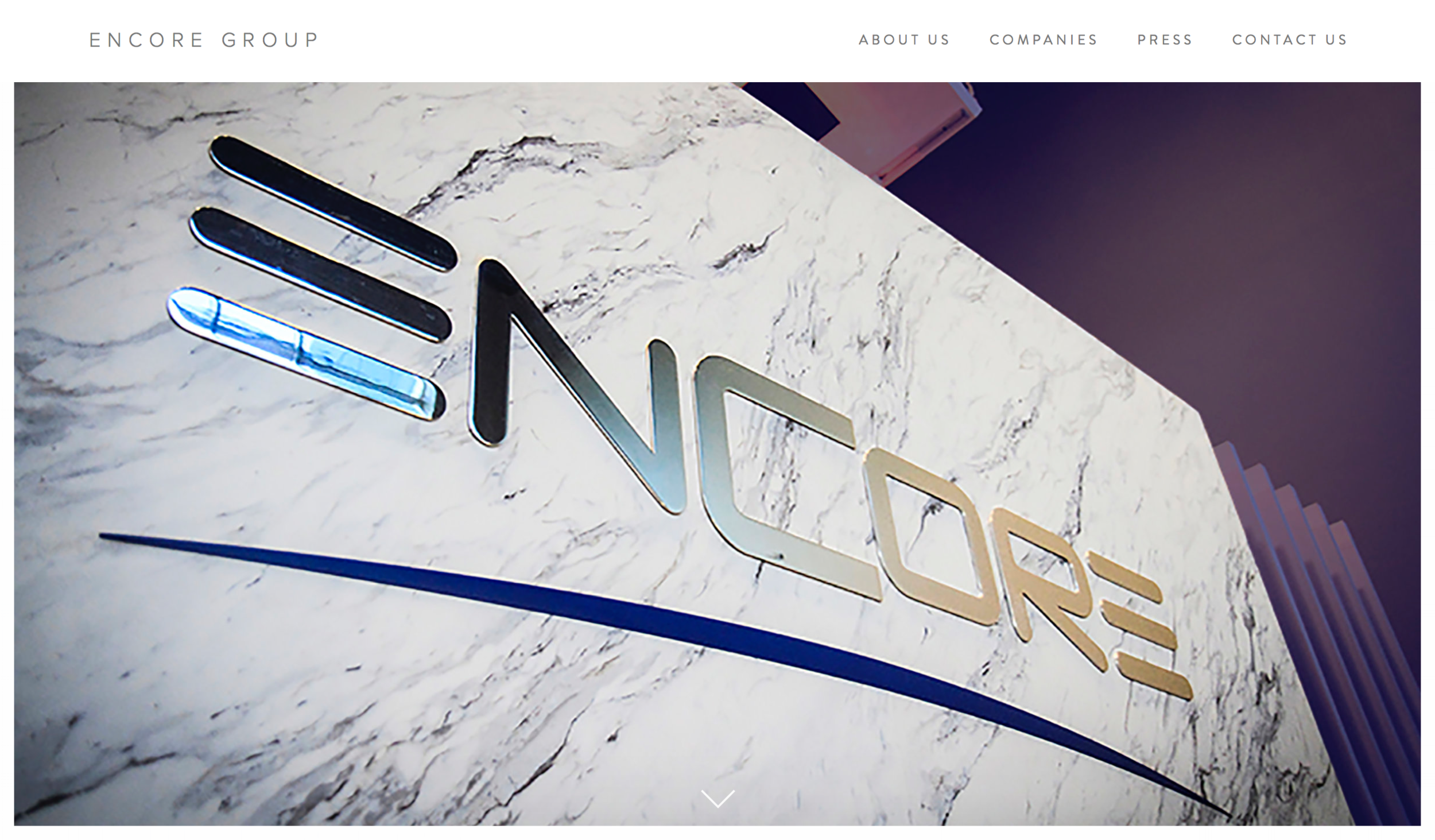 The EnCore Group - New Website