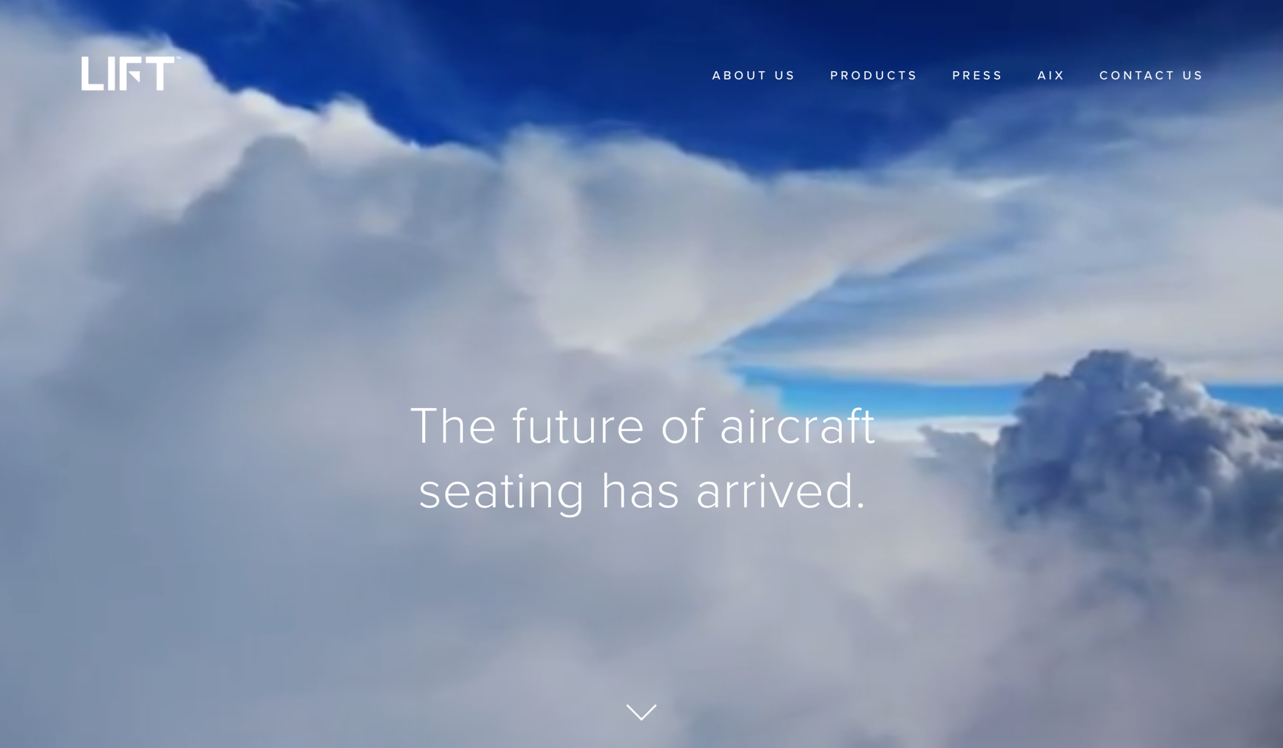 LIFT by EnCore - New Website