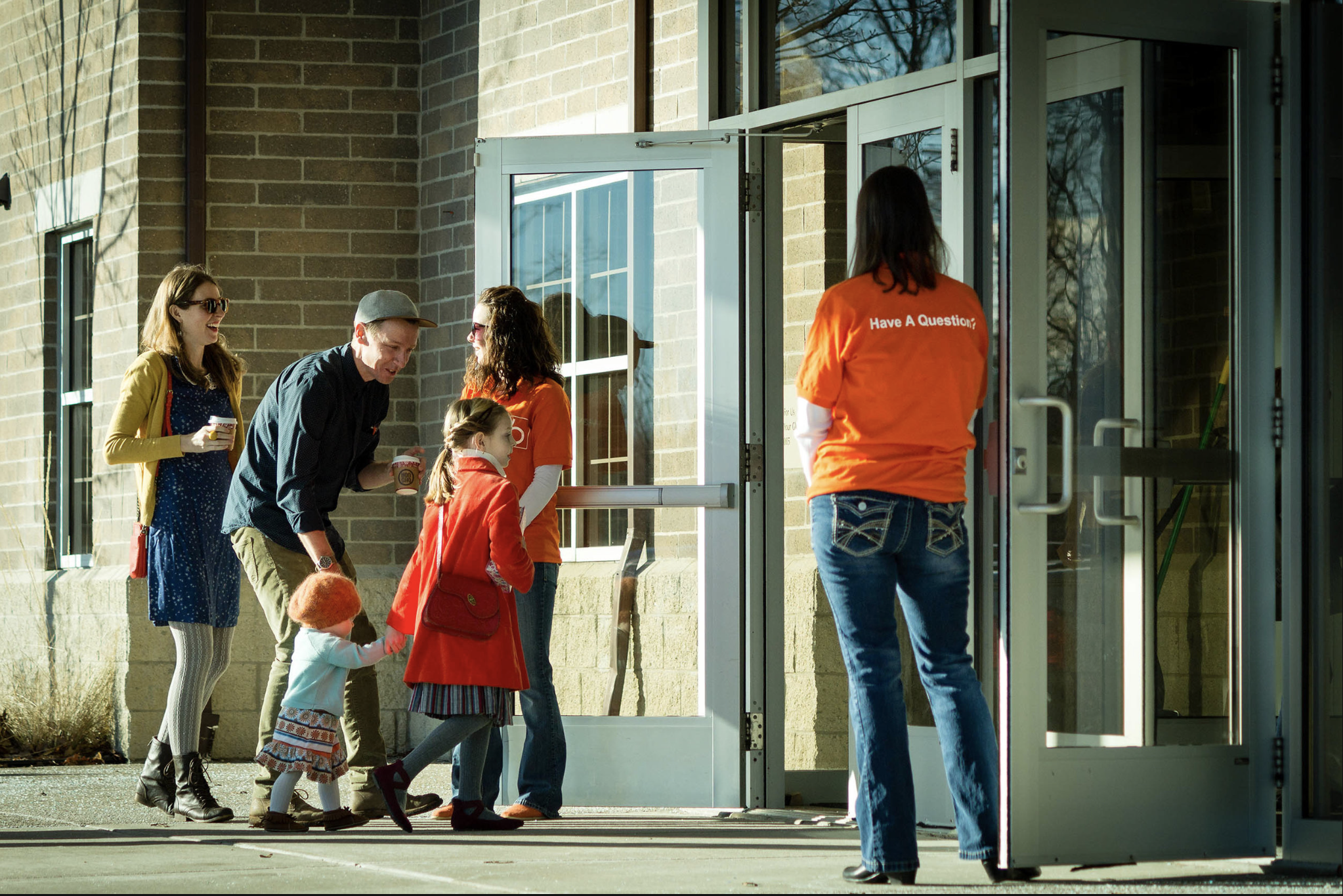 Join the Team - We believe that we are at our best when we are involved in ministry and serving others. Our hope is that every volunteer would be connected in serving in the area that is the most life-giving and best suited for them!