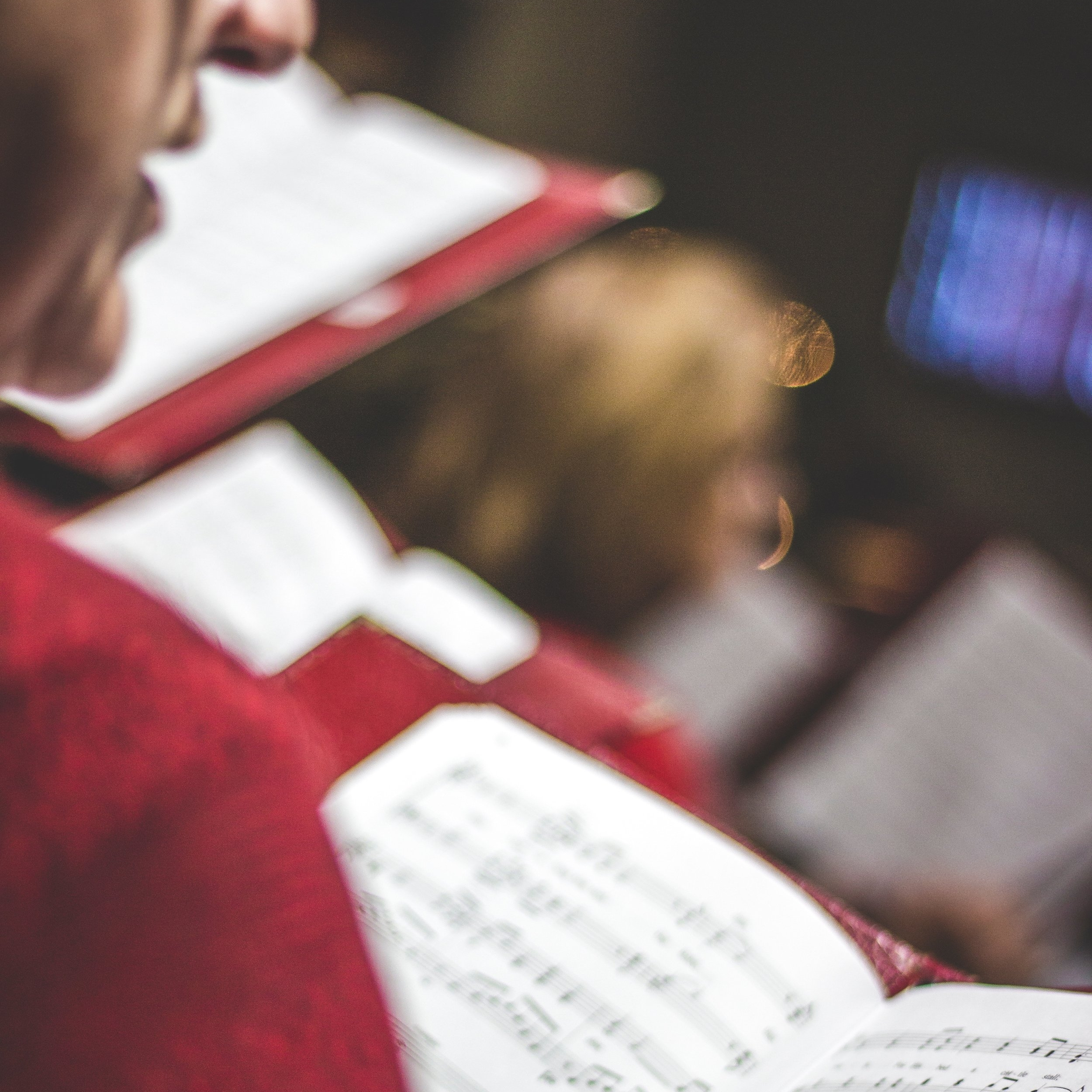 Music Ministries - Shout with joy to the Lord, all the earth! Worship the Lord with gladness. Come before him, singing with joy. Psalm 100:1-2