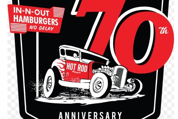 70th anniversary hot rod mag & in & out 2018 -
