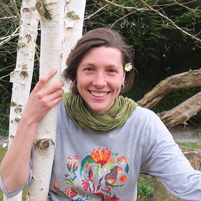 Mirijam Starck, Auszubildende, Studentin Kindererzieherin