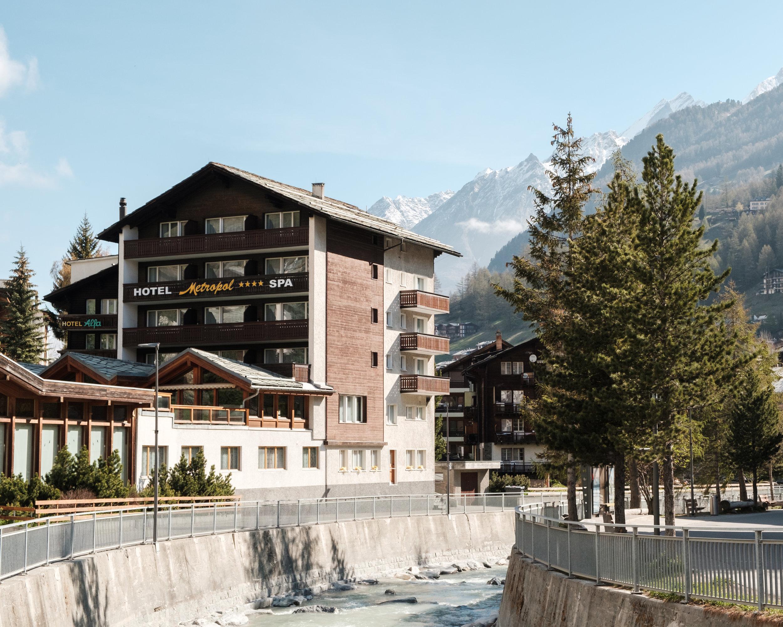 Zermatt has it all. -