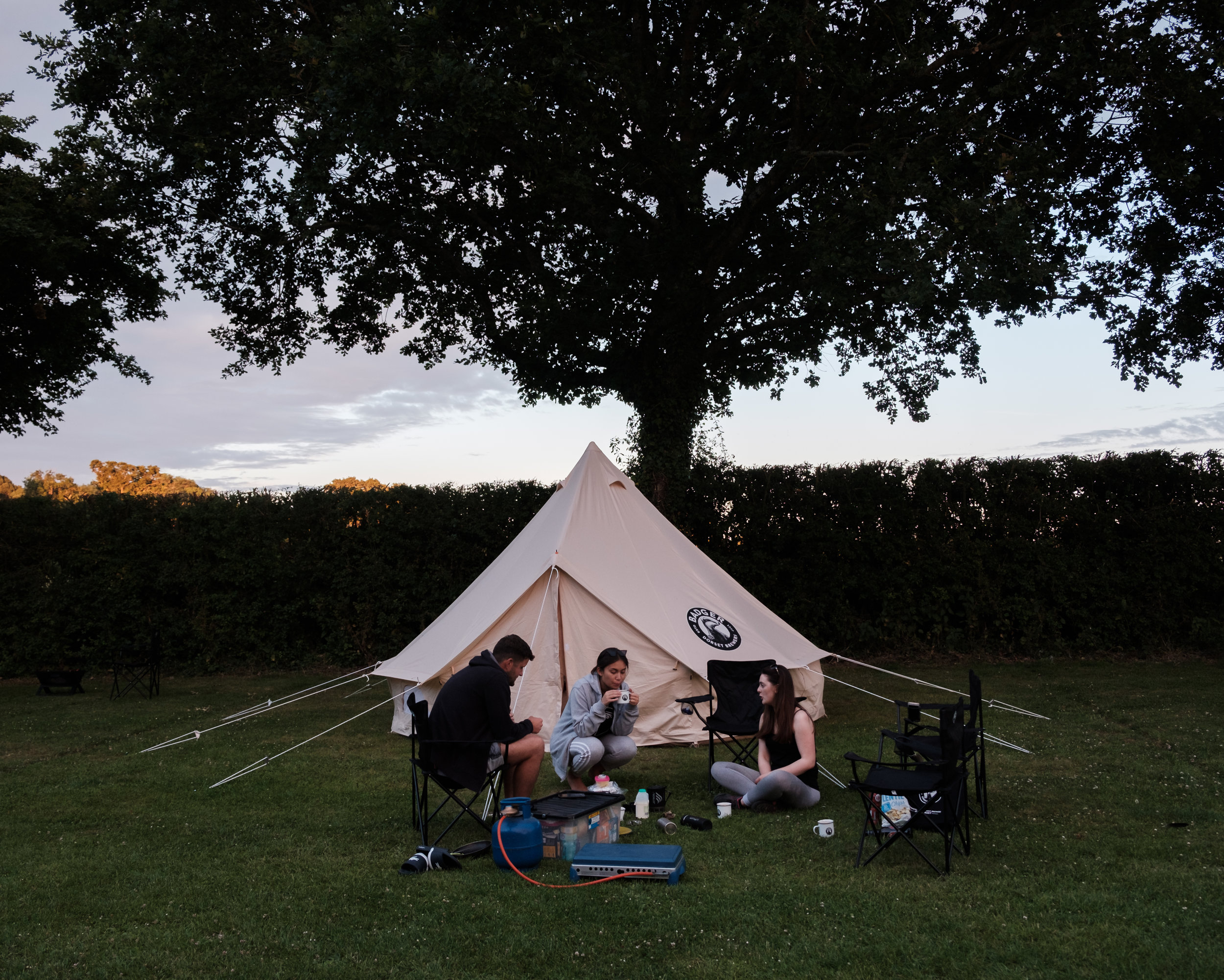Wilksworth Campsite -