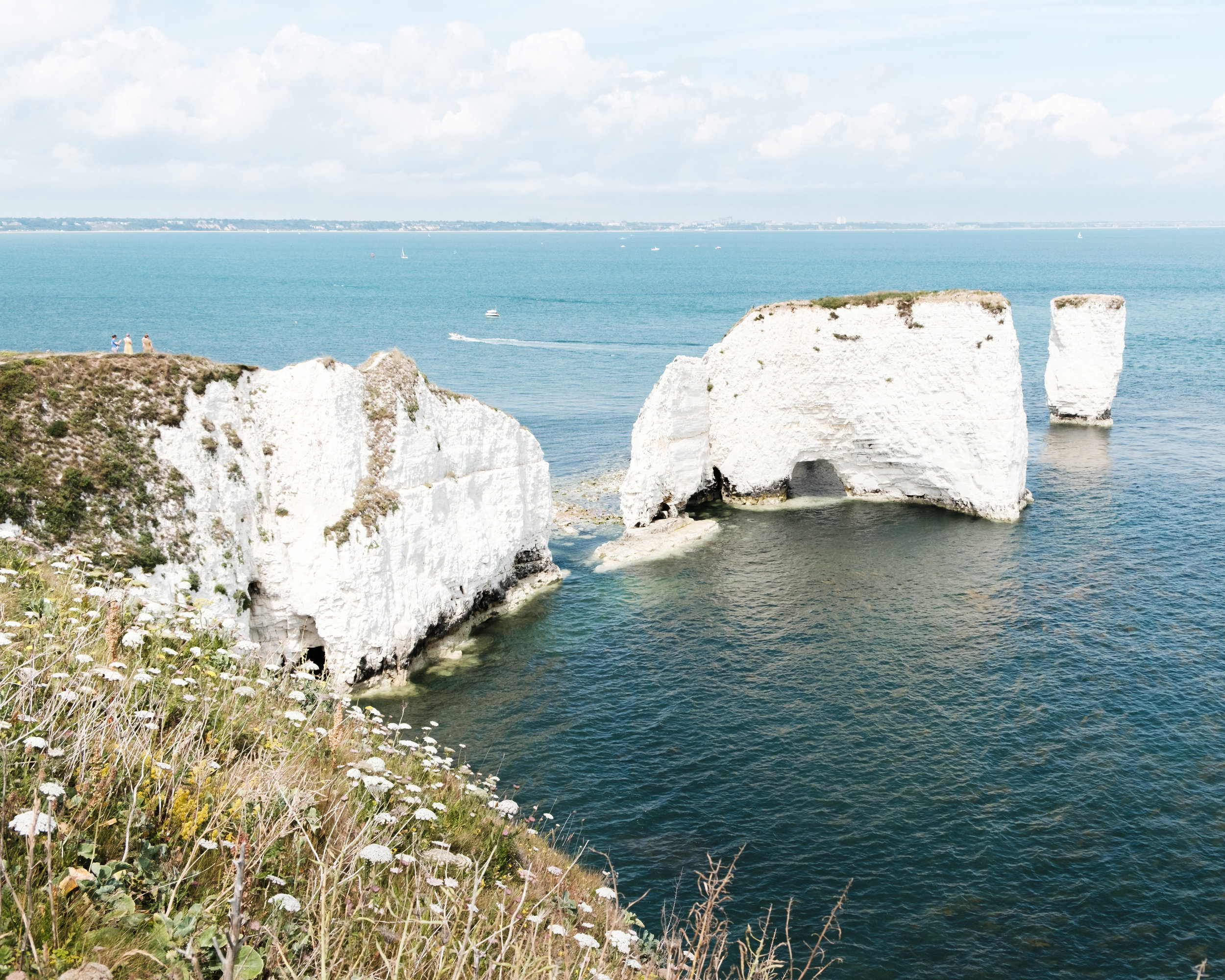Old Harry Rocks -