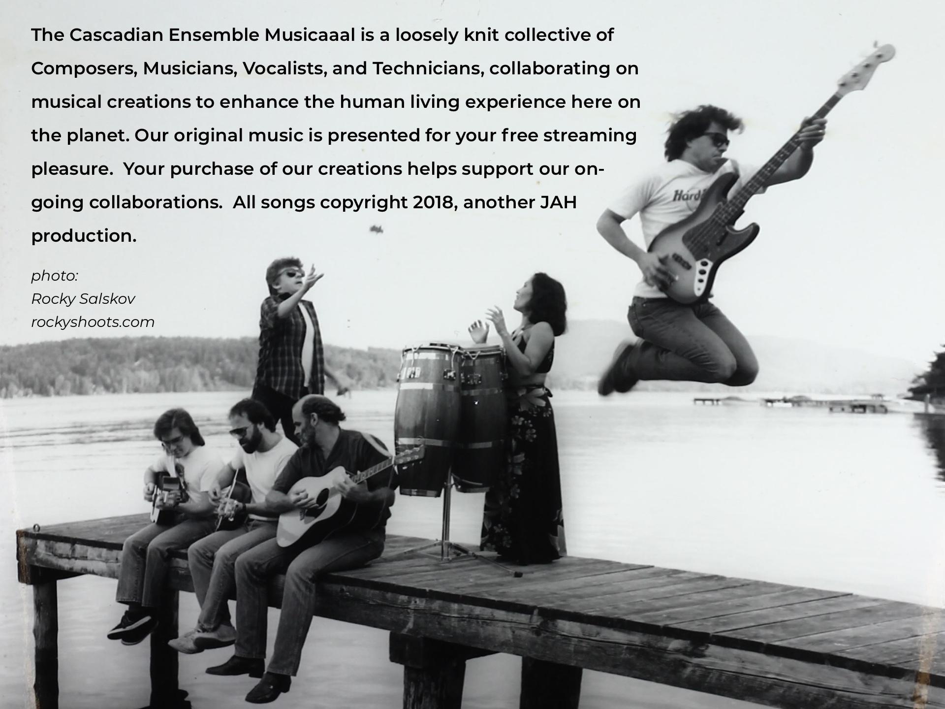 Cascadian Ensemble Musical - Seattle, WA