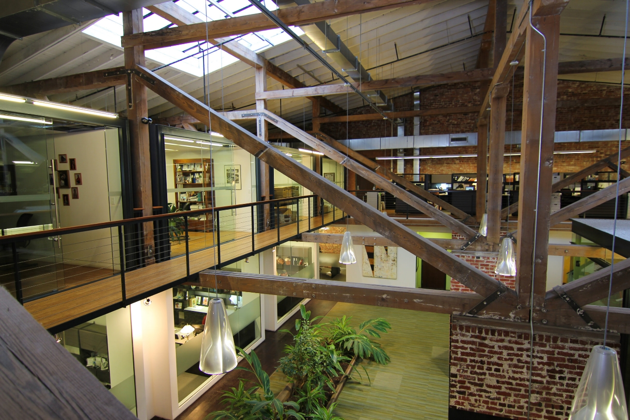 Plant Zero Office Apartments Adaptive Reuse