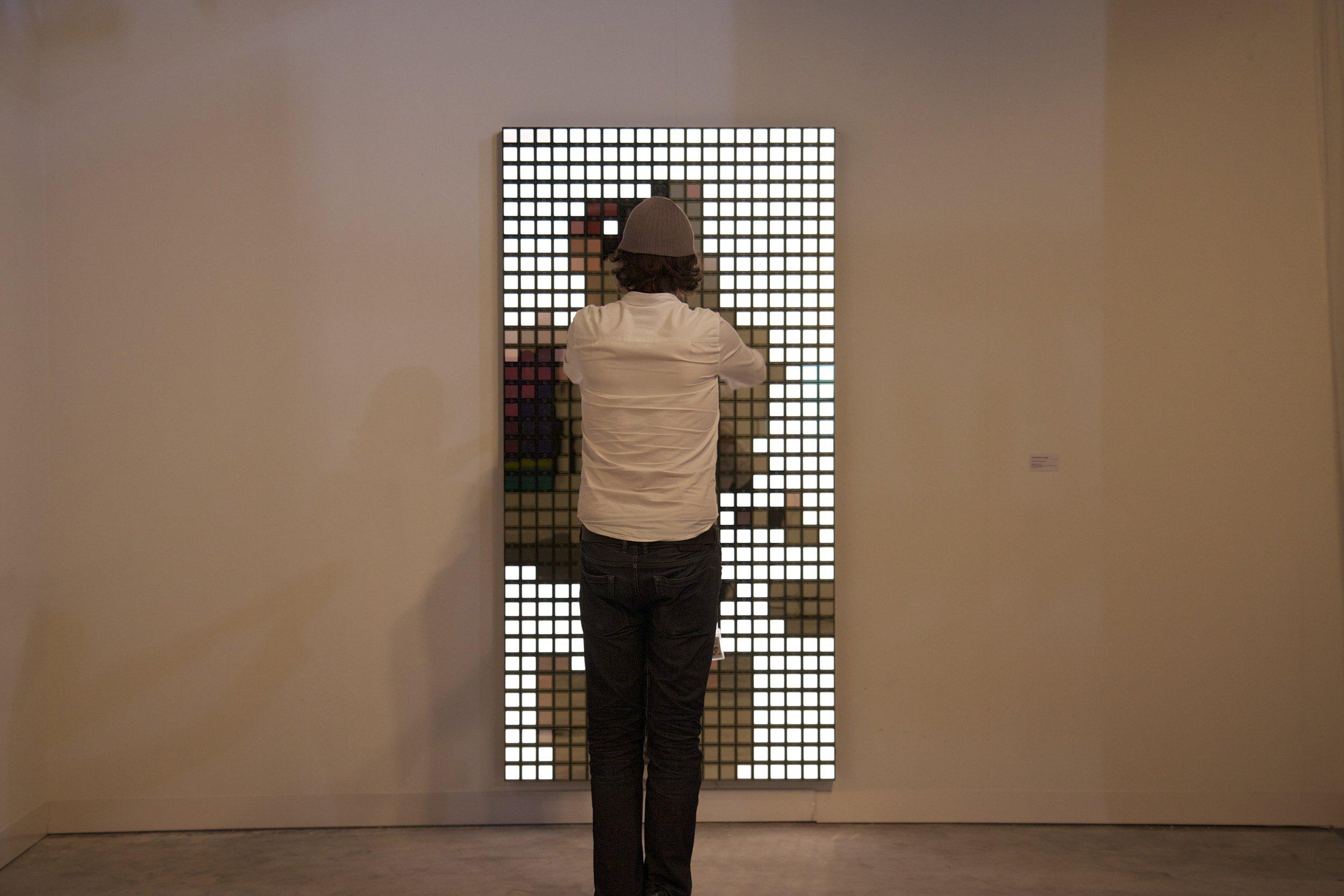 RANDOM INTERNATIONAL, Study of You, 2011