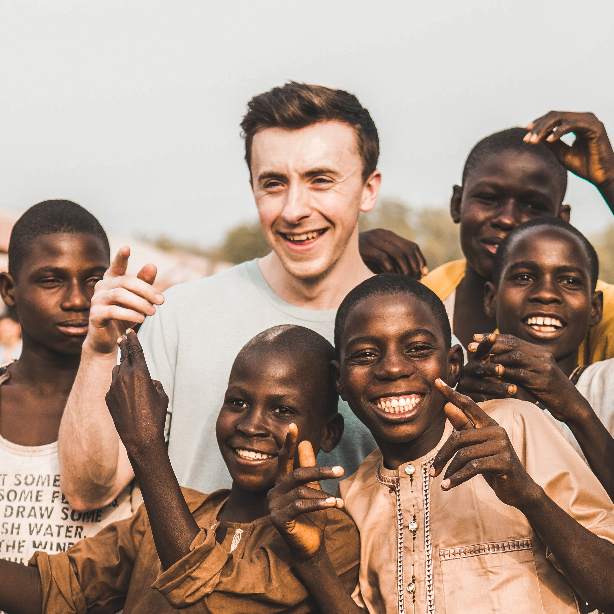 PAUL - I'm Paul and WellWater has given me the opportunity to see the needs of others in the world. We provide an impactful and exciting way to make a difference to people lives where it's needed most! Having lived in Koma, I can't wait to see how lives are going to change through everyone who generously gives their time and money to support this community. I am helping in the finance team I'm committed to seeing all money given to the charity achieving the greatest impact possible! Cool fact about me is that in my spare time I play Ice hockey and one day I would love to show the kids of Koma how great this sport is!