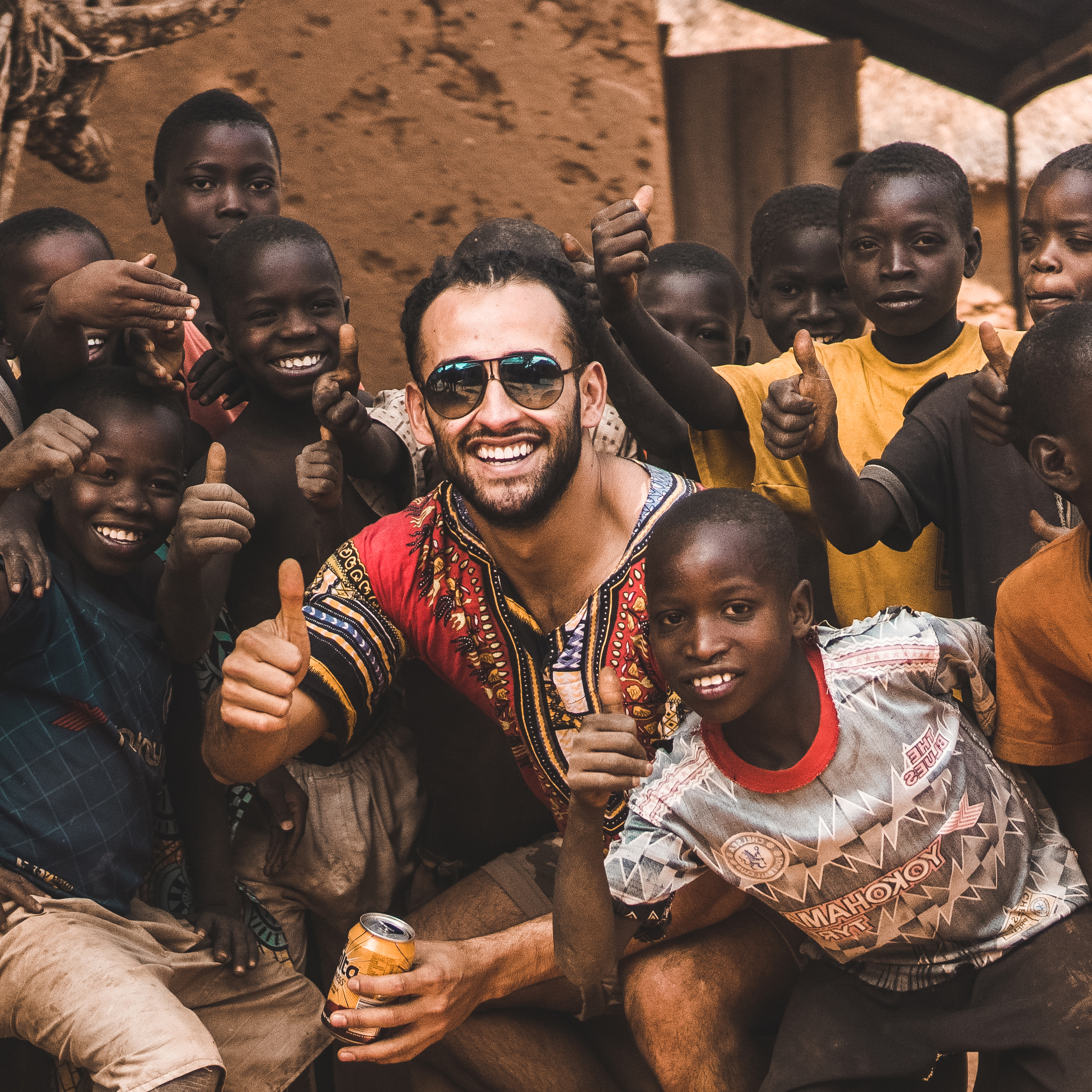 FERNANDO - I am Fernando and I love being a part of the WellWater family because we are passionate about changing the lives of people in some of the most remote areas in the world! I love the vision because we are going to make sure that everybody in Koma hills has access to water, education and healthcare. I love that WellWater colour outside the lines and don't do what other charities do, its so exciting to try new things! I Also love that we value constant growth as I have been able to grow as a person in a way I have never grown before. A fun fact about me, is that I love cross fit!