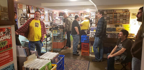 Lost Weekend Records, Columbus Ohio