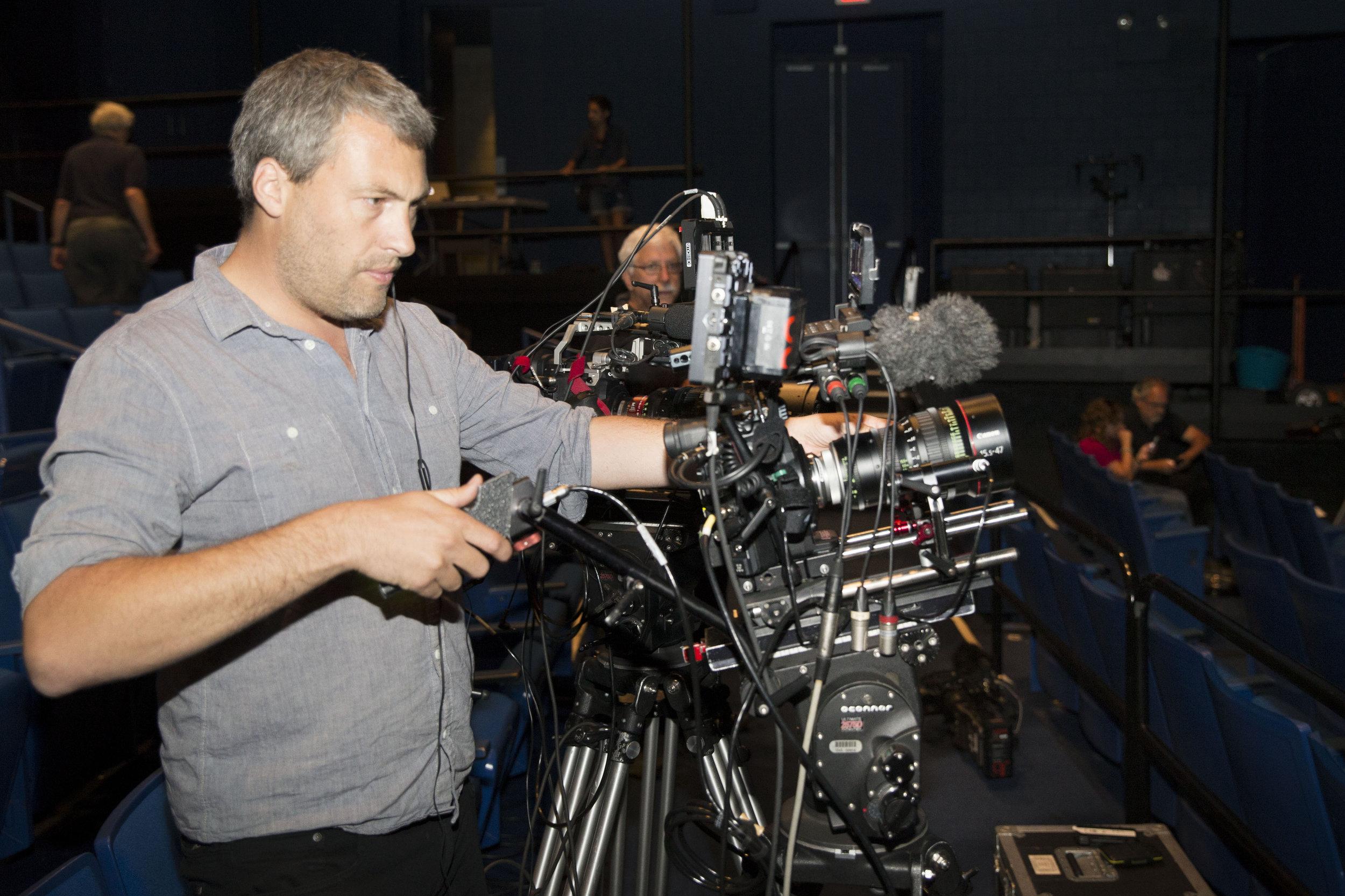 Filming D-Man Cameraman Thor Thielow.jpg
