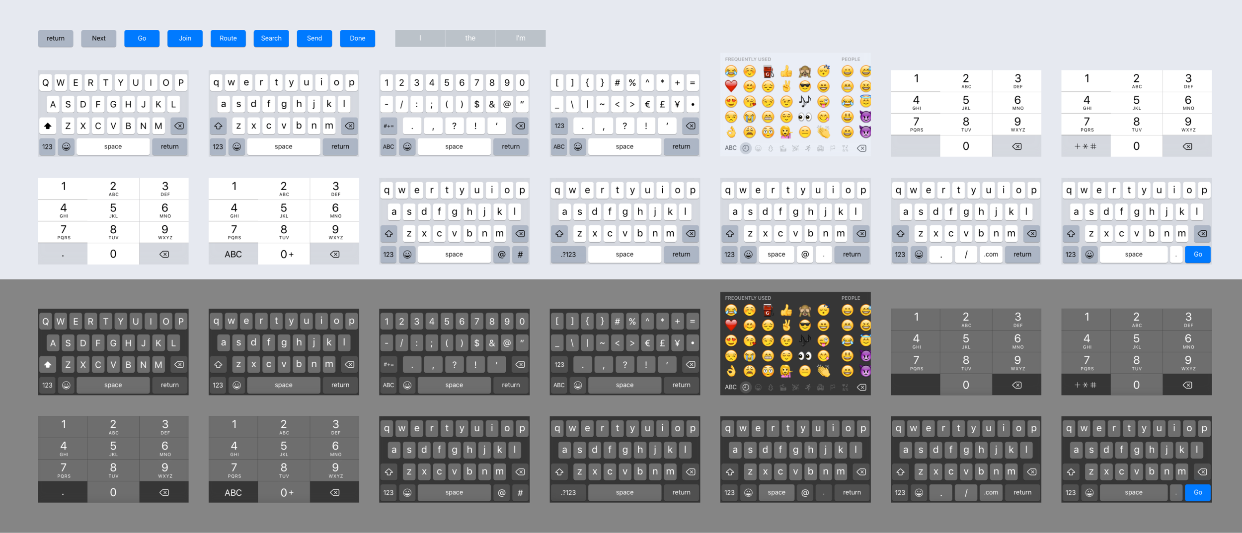 iPhone. Gotta love emojis.