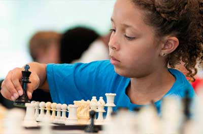 Sponsorship Supports Kids Chess League -