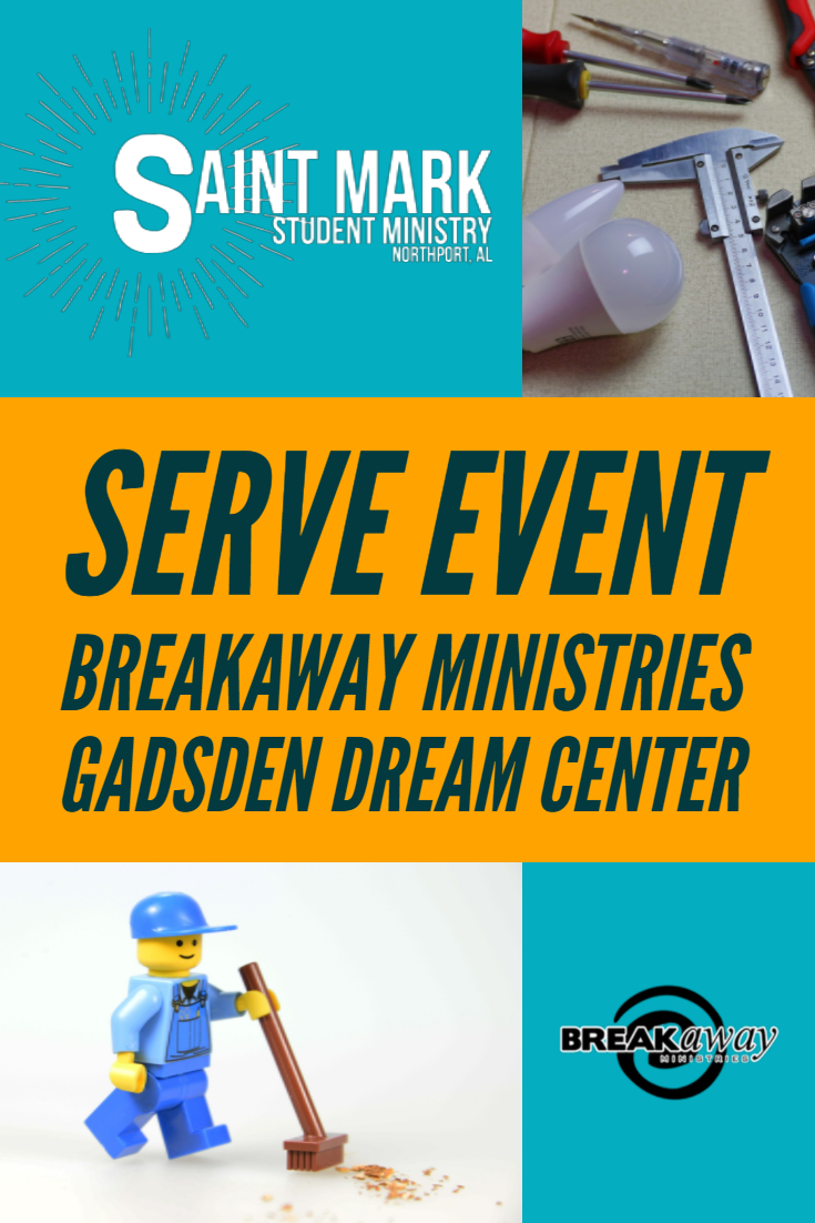 serve event gadsden dream center
