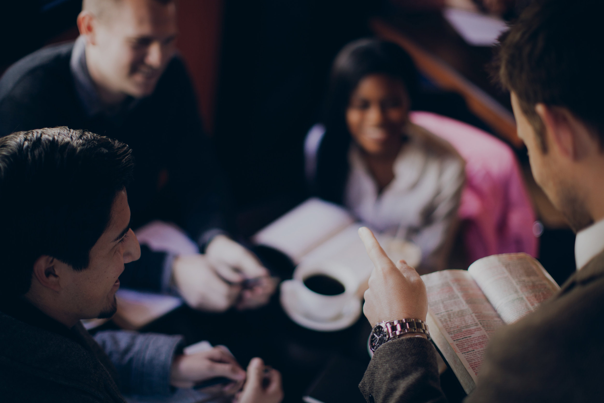 Small Groups & Studies -