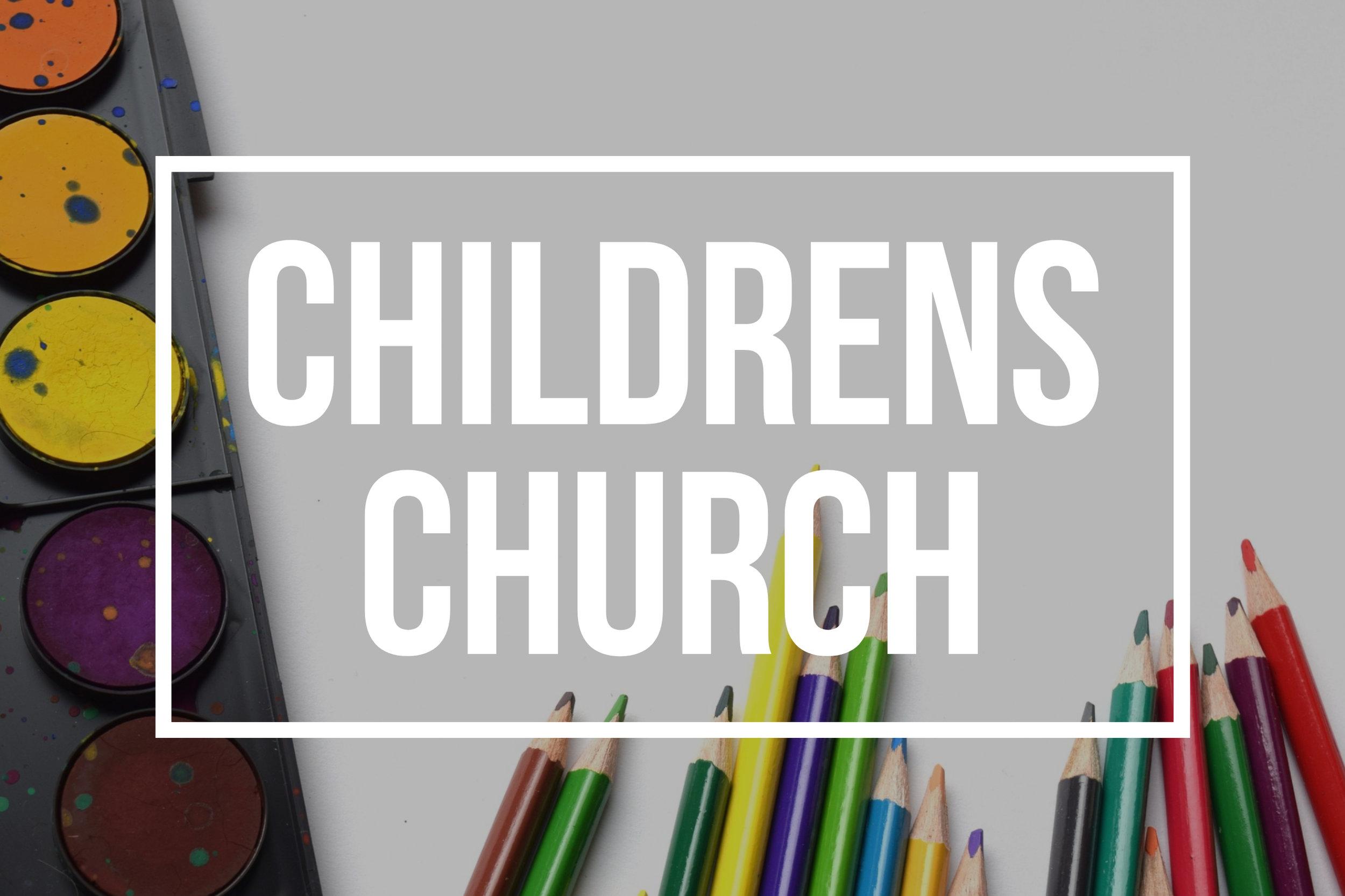 saint mark childrens church